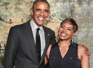 Dr. Hurt and President Obama